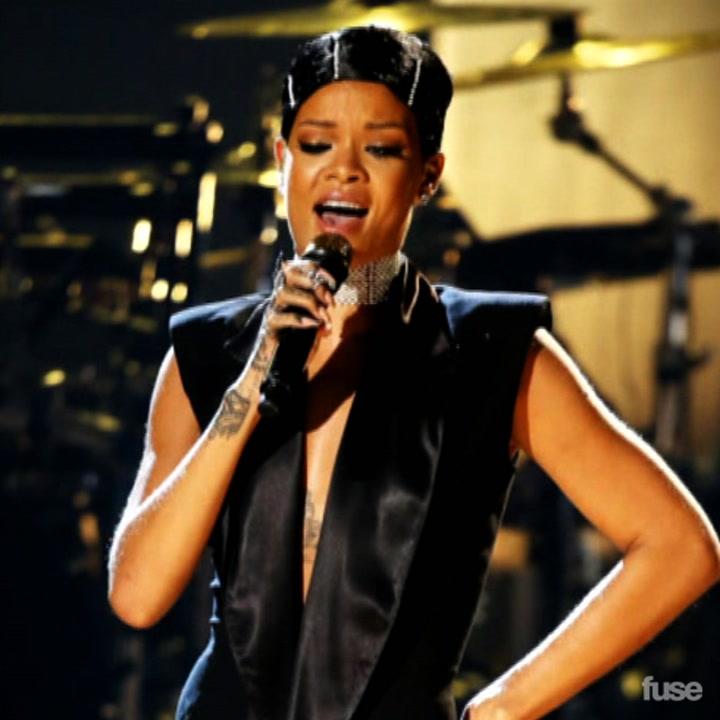"Rihanna Breaks Billboard Record with Eminem's ""The Monster"""