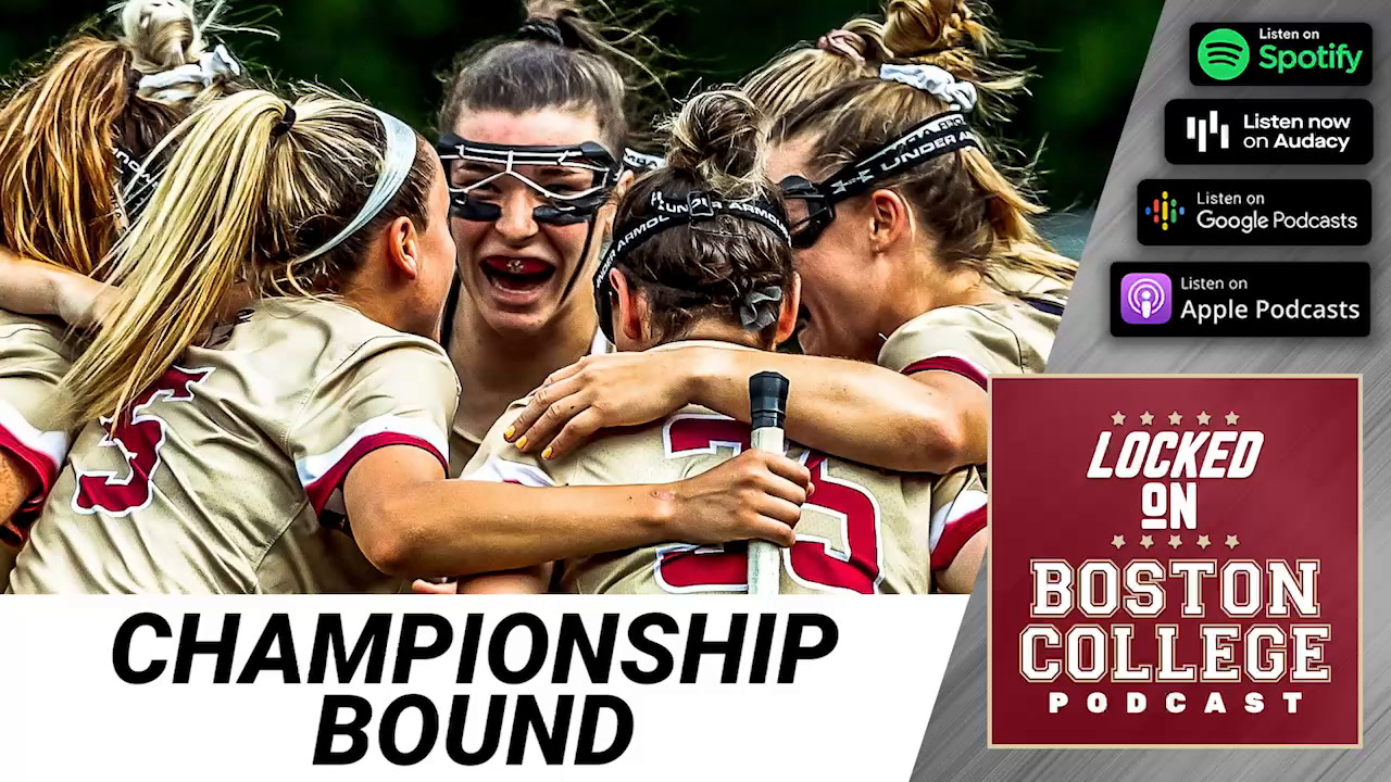 Locked on Boston College: Lacrosse Makes National Championship Game