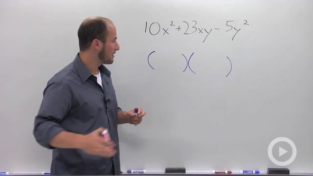 Review of the Methods of Factoring - Problem 5