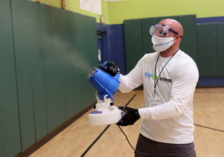 Boys & Girls Clubs get an extra layer of protection before opening