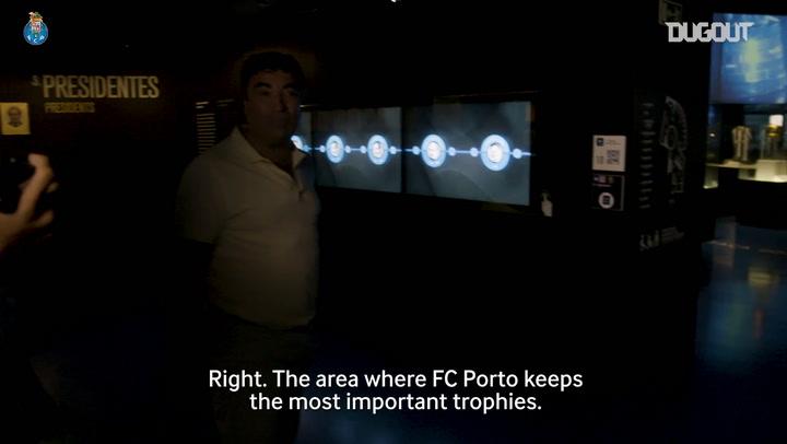 João Pinto recollects FC Porto's rich European history