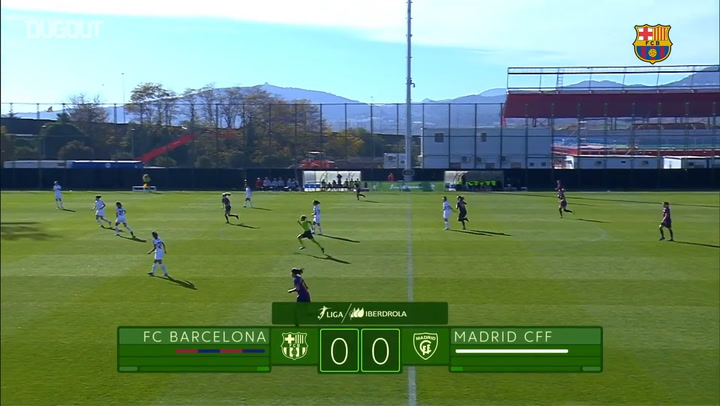 Highlights: FC Barcelona Femení 7-0 Madrid CFF