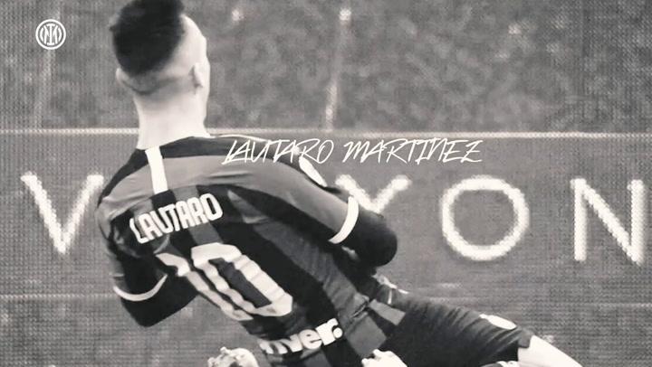 Los mejores goles de Lautaro Martínez con el Inter