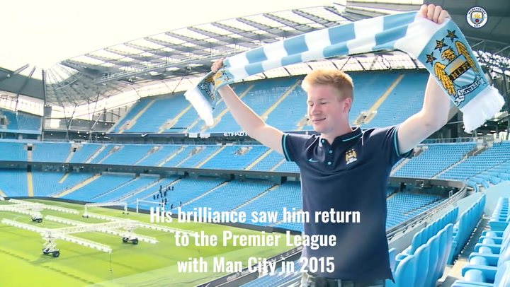 Kevin De Bruyne's incredible return to the Premier League