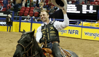 NFR Day 9 With Sage Kimzey