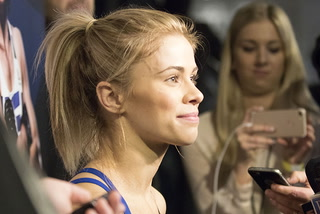 Paige VanZant details her arm injury, when she can return – VIDEO