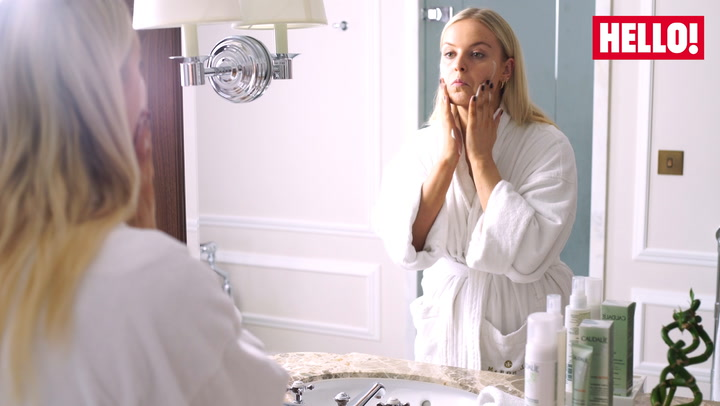 Caudalie cleansing trial with Alex Light