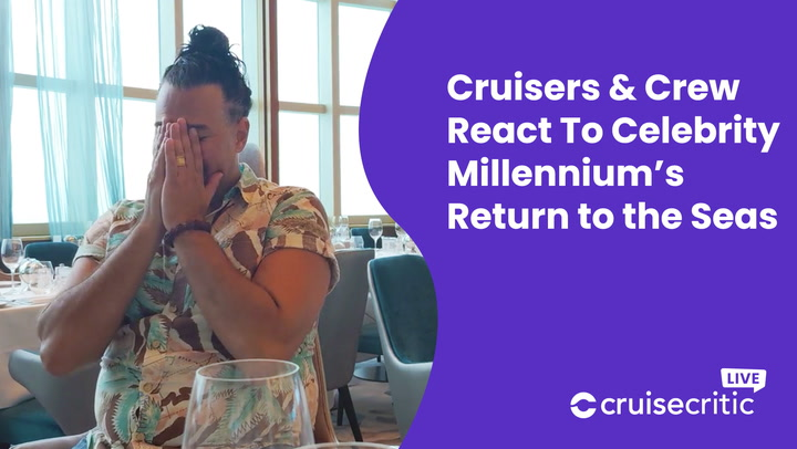 Q&A: Cruisers and Crew Chat About The Joy of Cruising's Return