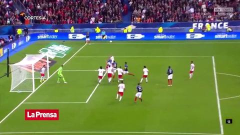 Francia 1-1 Turquía (Eliminatoria Eurocopa 2020)