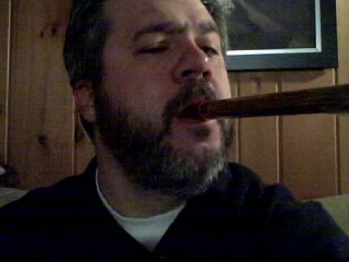 Savona's Super Bowl Cigar