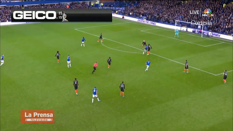 Everton 3-1 Chelsea (Premier League)