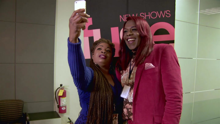 Big Freedia Takes Over The Fuse Offices In New York City (Part 1)