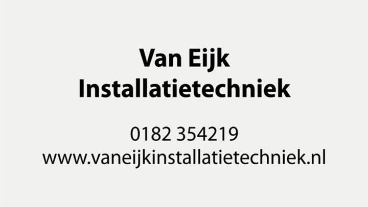 Van Eijk Installatietechniek BV