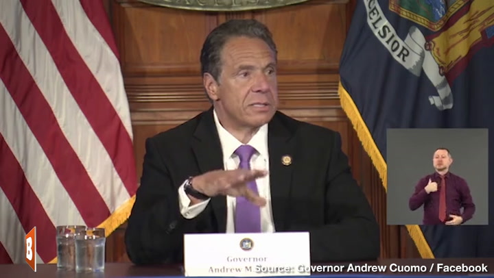 Andrew Cuomo: Trump Focused on Looters Because He Doesn't Want to Talk About George Floyd