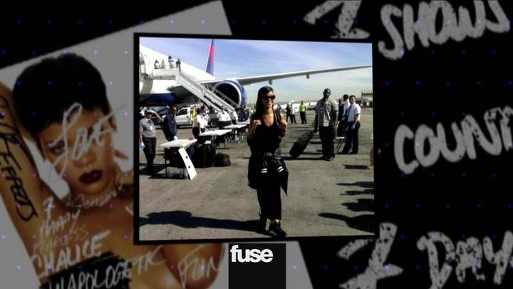 Rihanna 777 Kickoff Announcement