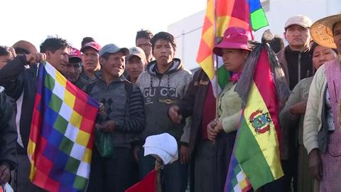 Iglesia católica llama a diálogo para restaurar la paz en Bolivia