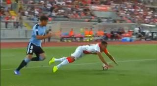 Fabián Coito se estrena con derrota ante Perú en Sudamericano Sub-20 en Chile