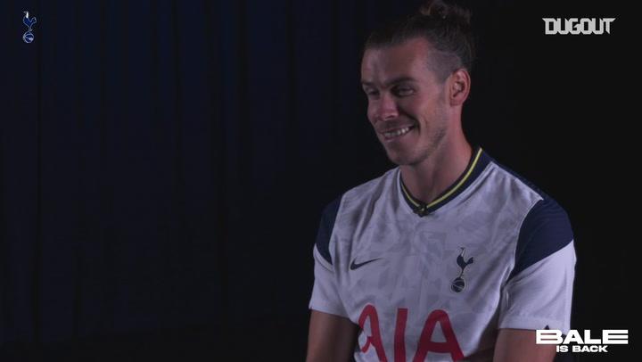 Las primeras palabras de Gareth Bale en su regreso al Tottenham