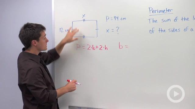 Perimeter - Problem 1