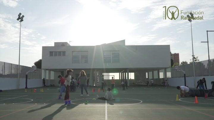 Acuerdo entre la Fundación Rafa Nadal y Laureus