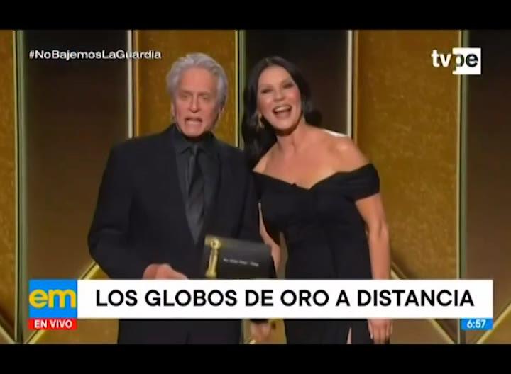 Globos de Oro 2021: estos fueron los grandes ganadores de la gala online