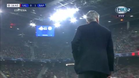 Salzburgo 2-3 Napoli (Champions League)