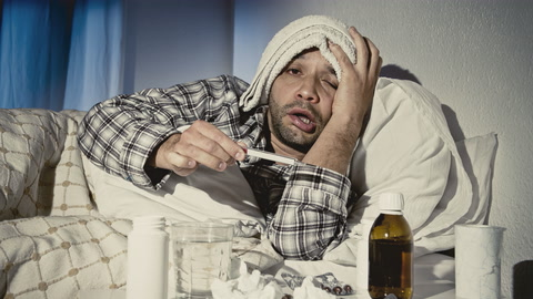 'Man Flu':  Fact or Fiction?