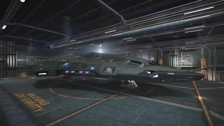 Elite Dangerous Lore: Python