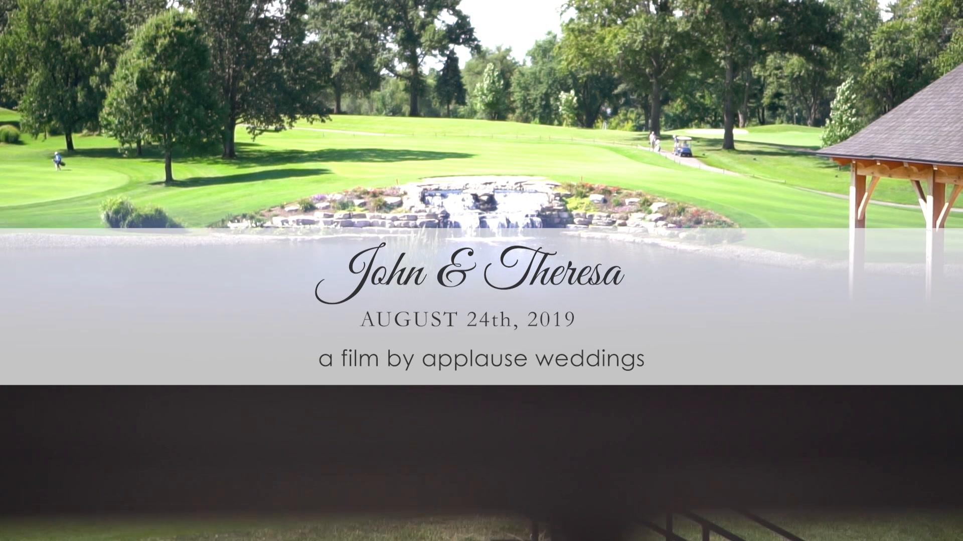 Theresa + John | Saint Charles, Missouri | Bogey Hills