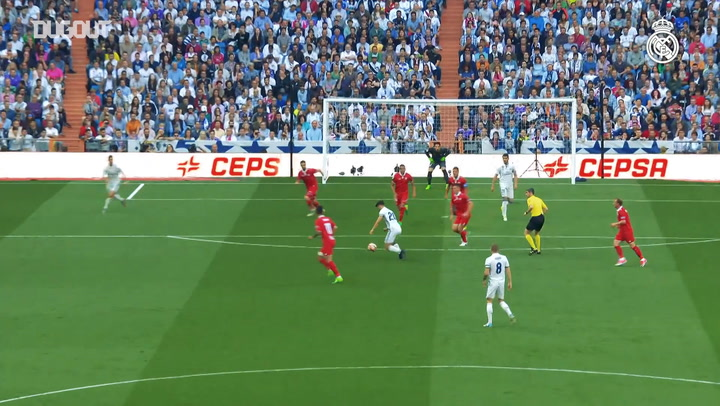 Throwback: Nacho Free-Kick Edges Real Closer To LaLiga Title
