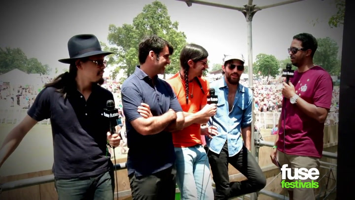 The Avett Brothers at Bonnaroo 2014