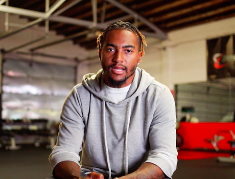 DeSean Jackson Reflects On Fatherhood