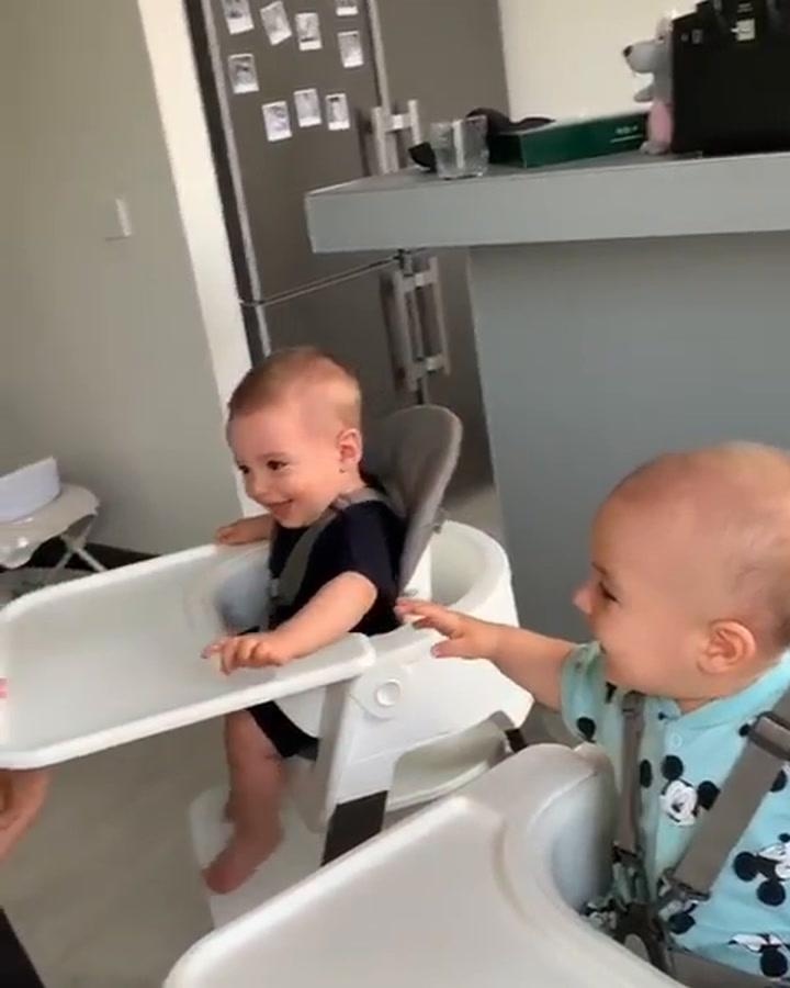 Alice Campello disfruta así de sus hijos