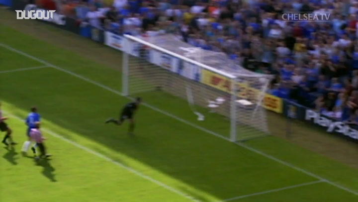 Zola and Poyet combine for incredible goal vs Sunderland
