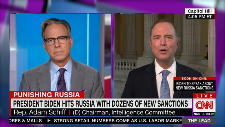 Schiff: Trump Should Have Confronted Russia on Largely Debunked Bounty Claims, I Think Intel. Community Believes Bounty Story True