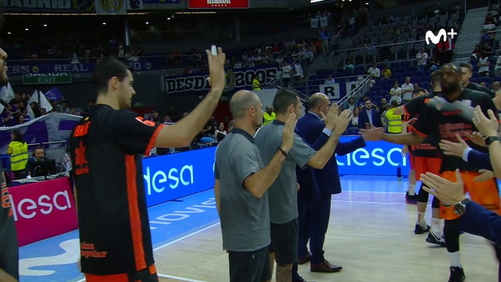 Real Madrid - Valencia Basket (79-66)