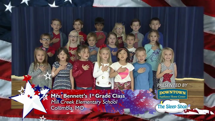 Mill Creek Elementary - Mrs. Bennett - 1st Grade