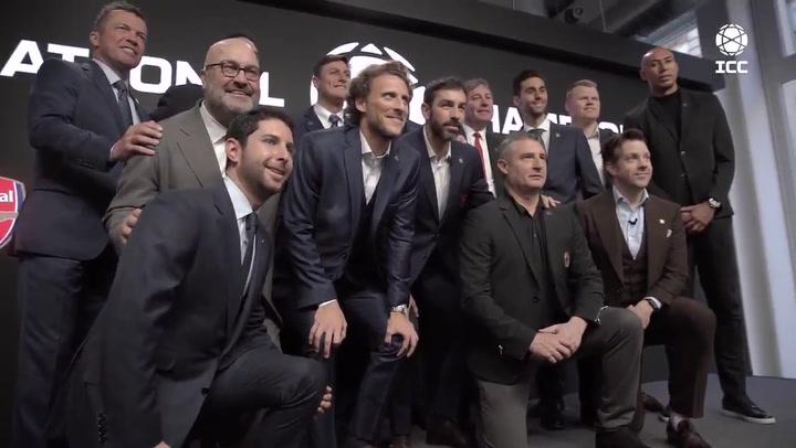 Presentación de la International Champions Cup 2019
