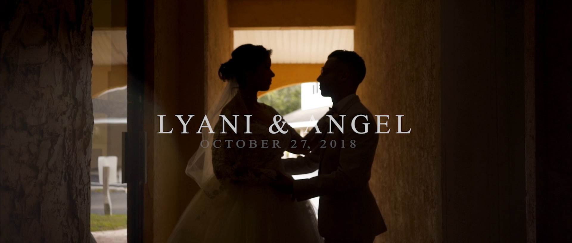 Lyani + Angel | Orlando, Florida | Crowne Plaza Orlando