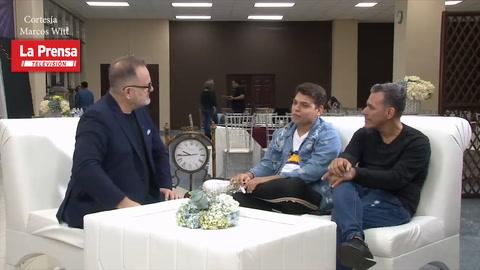 Entrevista a Julio Melgar y su hijo Lowsan