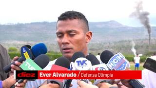 Ever Alvarado ataca a Saíd Martínez y Maylor Núñez afirma que Real España no