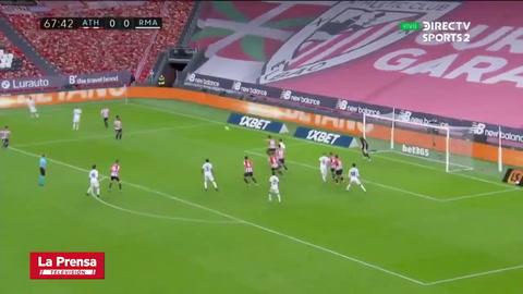 Athletic de Bilbao 0-1 Real Madrid (Liga Española)