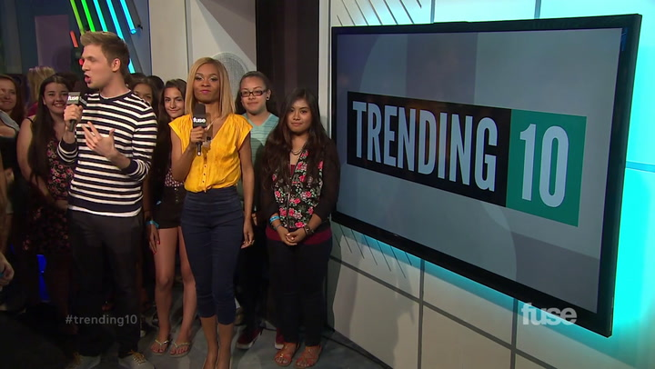 Shows: Trending 10: Shawn Mendes Live Performance