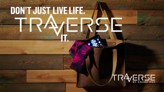 Traverse - Sawyer Purse w/Inside Pocket