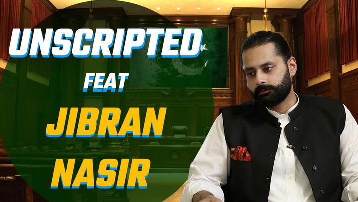 Unscripted feat. Jibran Nasir (EP 01)