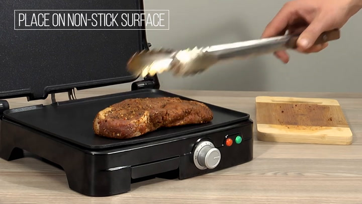 Preview image of Mellerware Grande Panini Press Overview video