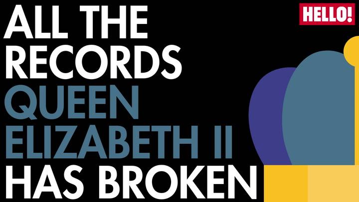 Records The Queen Has Broken