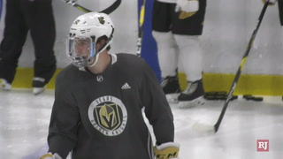 Golden Knights Dylan Coghlan On Veteran Experience – VIDEO