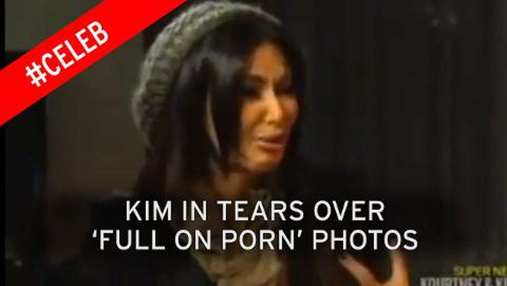 Kim Kardashian shares naked W magazine throwback photo on