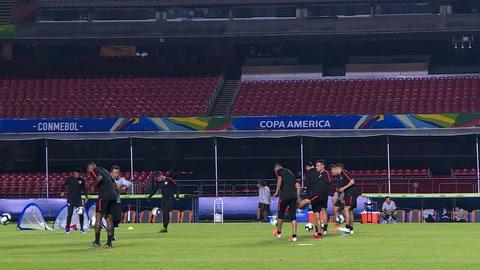 Chile inicia defensa de Copa América ante un joven Japón